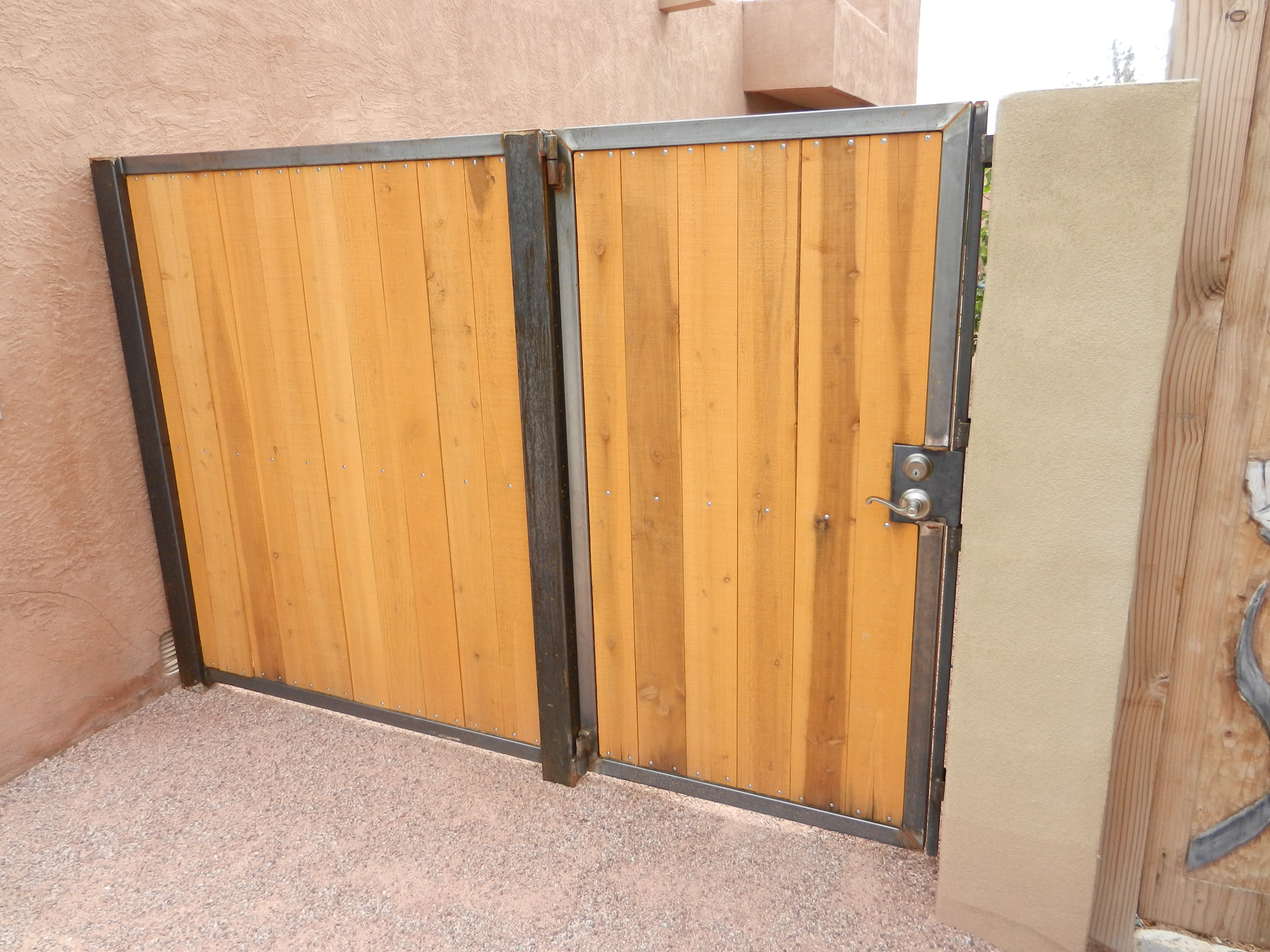 Gates And Doors Oc Metal Solutions